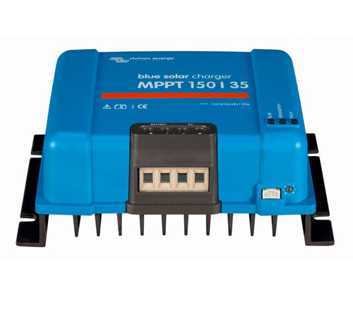 Victron-BlueSolar-Charge-Controller-MPPT-150-35-front-angle