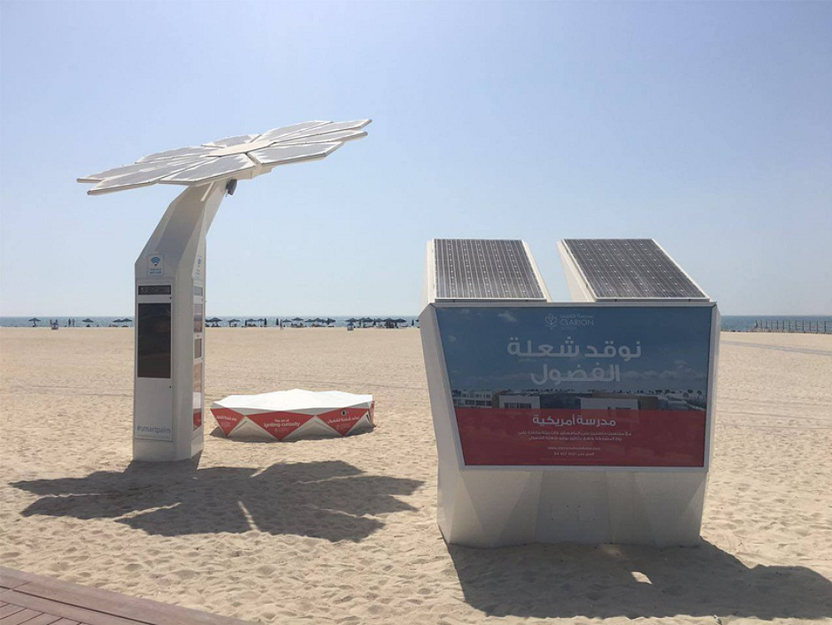 Dubai  y las energías renovables